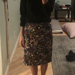 Philosophy Floral Pencil Skirt. Great condition!